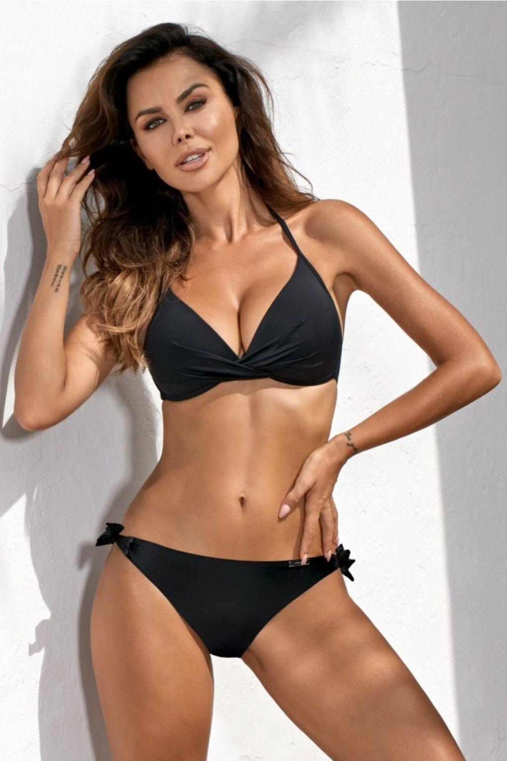 Dámské plavky Gabbiano Anabel G 01 Black