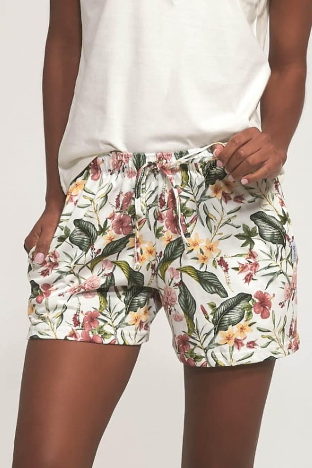 Dámské pyžamové kalhoty Cornette 609/01