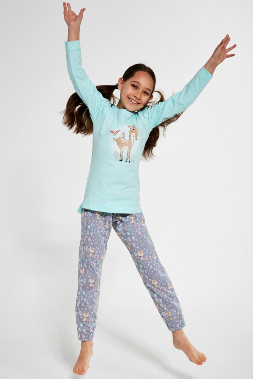 Dívčí pyžamo Cornette 781/126 Roe 2