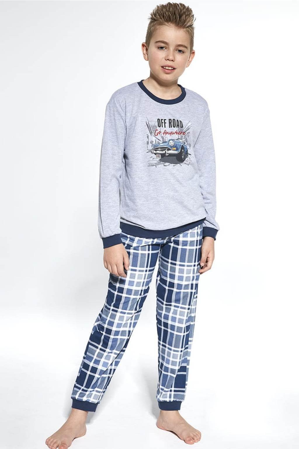 Chlapecké pyžamo Cornette 966/109 Cabrio 2
