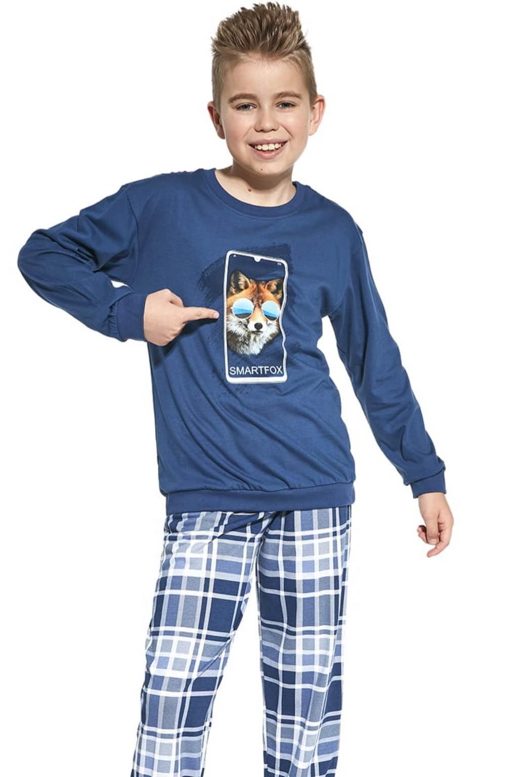 Chlapecké pyžamo Cornette 966/107 Smartfox