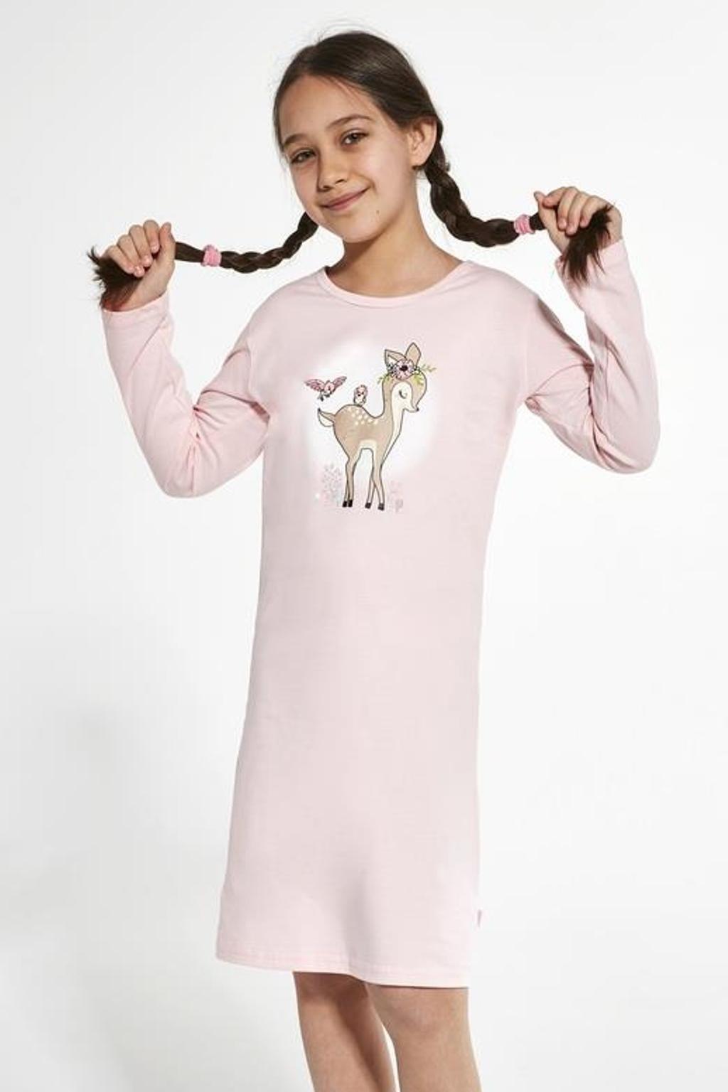 Noční košile dívčí Cornette 258-549/138 Roe 4.