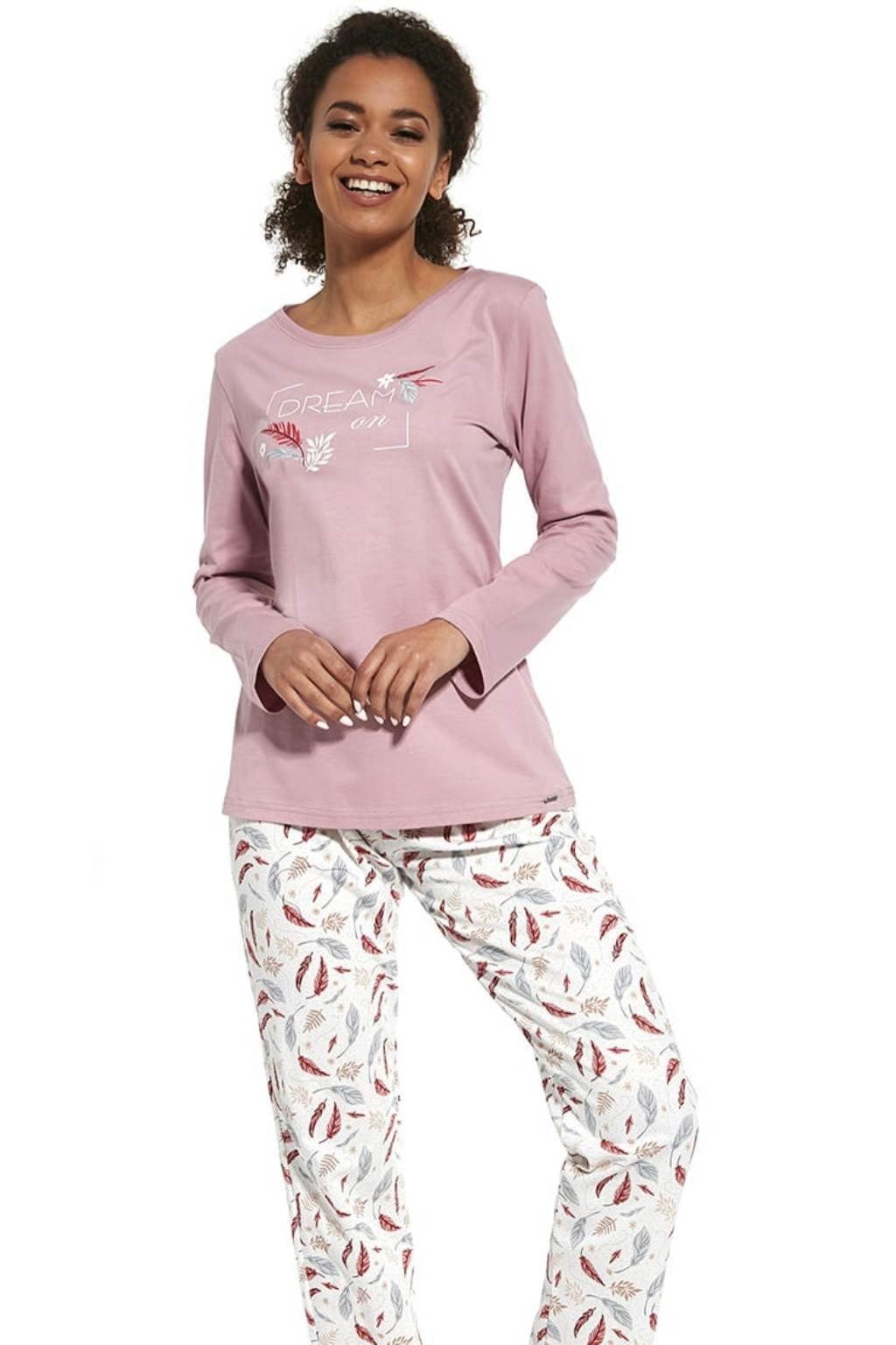 Dámské pyžamo Cornette 655/249 Dream On