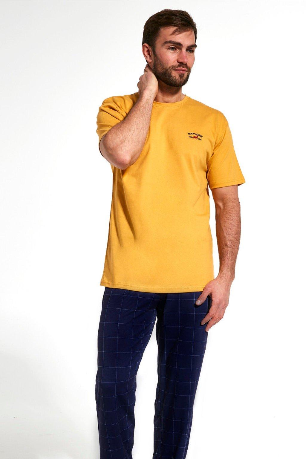 Pánské pyžamo Cornette 134/167 Explore