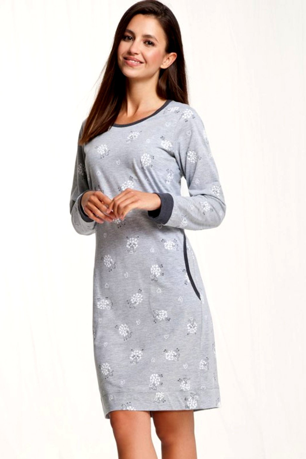 Dámská noční košile Luna 61 sheep