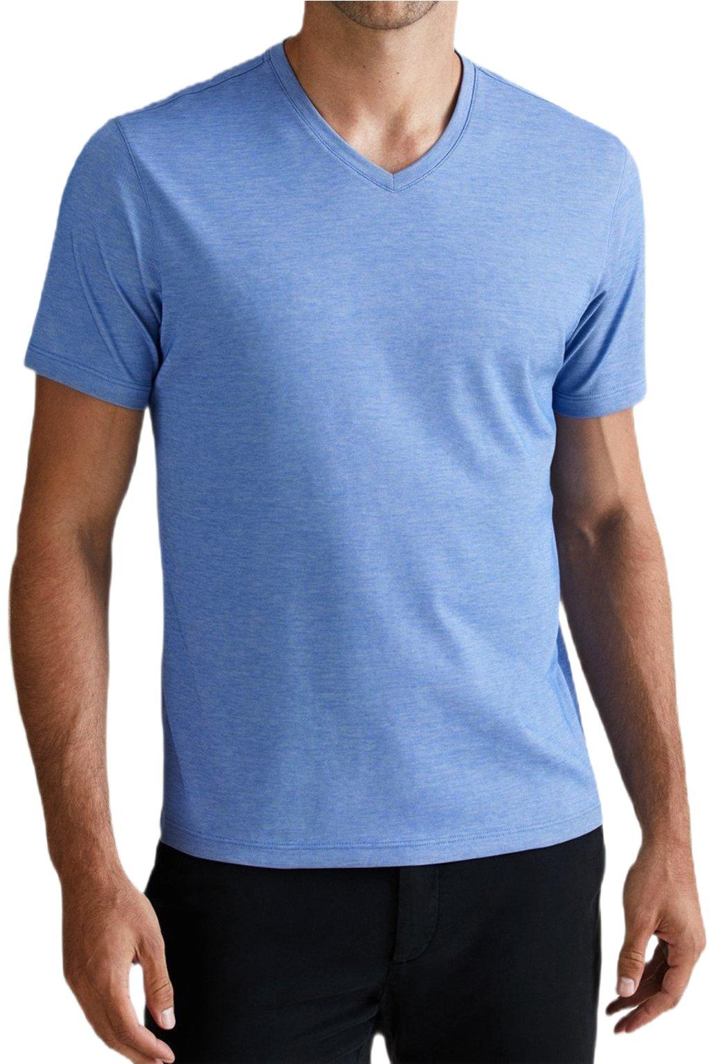 Pánské triko Cornette Hight Emotion 531 light blue