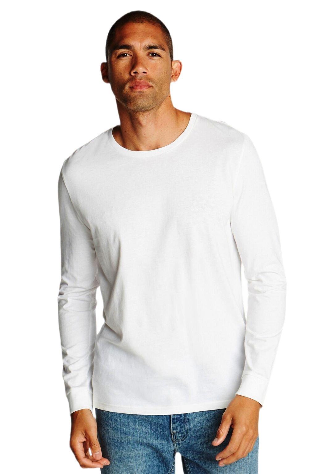 Pánské triko Cornette Hight Emotion 525 white