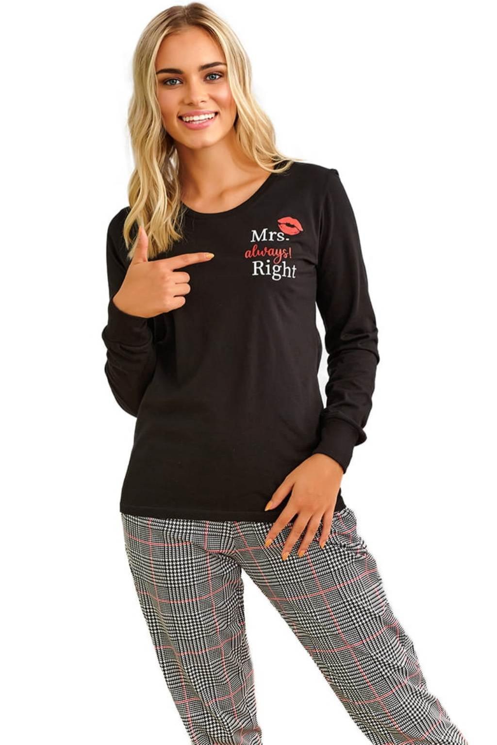 Dámské pyžamo Doctor Nap 4106 Mrs.