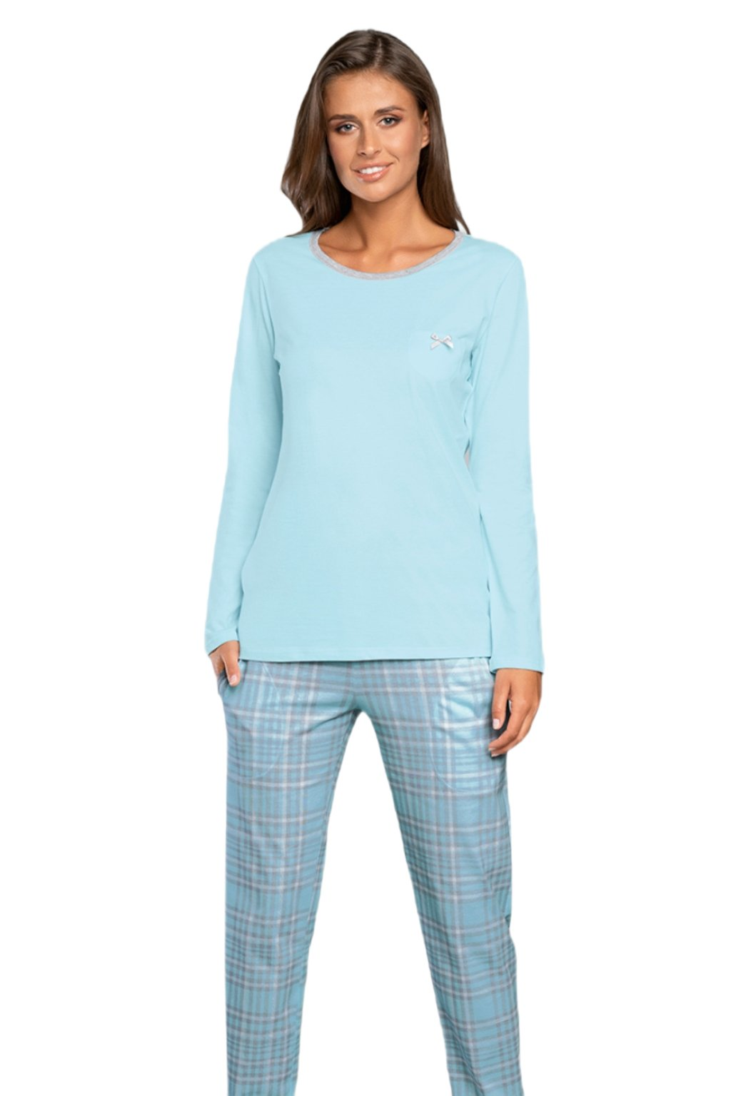 Dámské pyžamo s dlouhým rukávem Italian Fashion Mitali