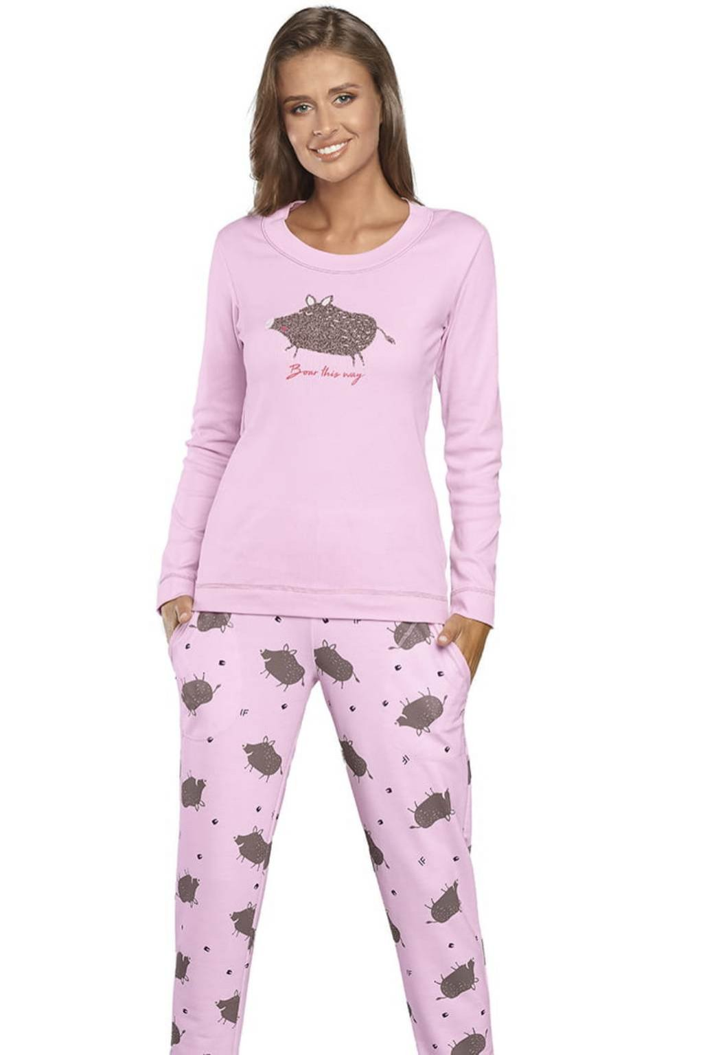 Dámské pyžamo Italian Fashion Mamba pink