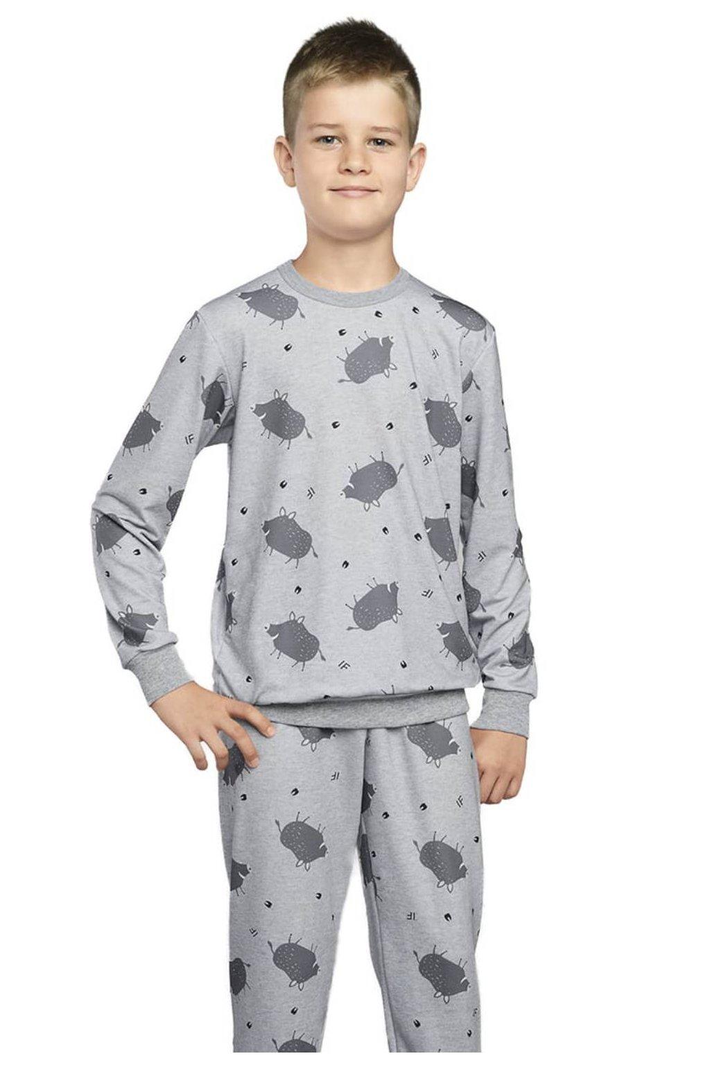 Chlapecké pyžamo s dlouhým rukávem Italian Fashion Pumba
