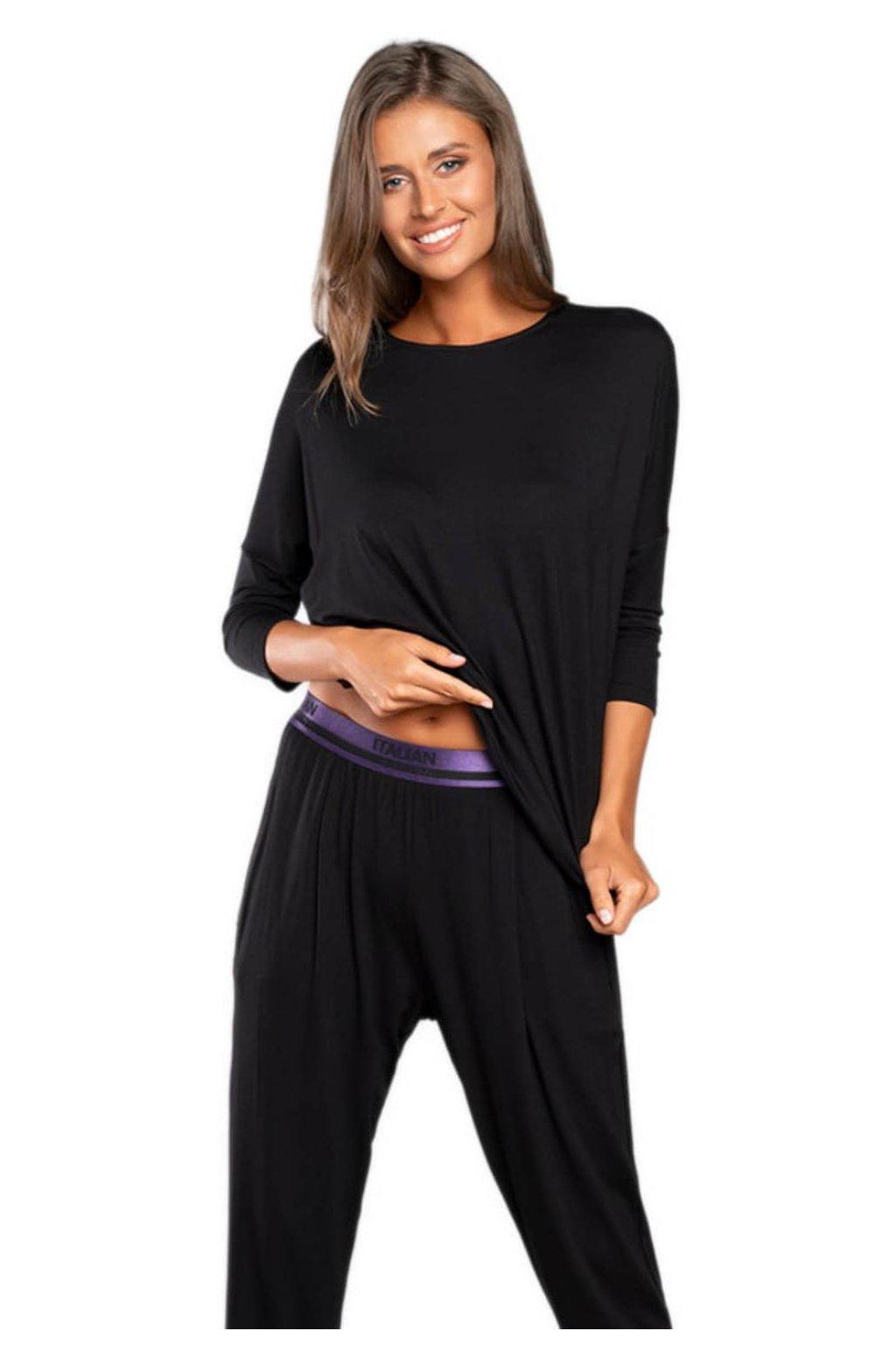 Dámské luxusní pyžamo Italian FashionSty