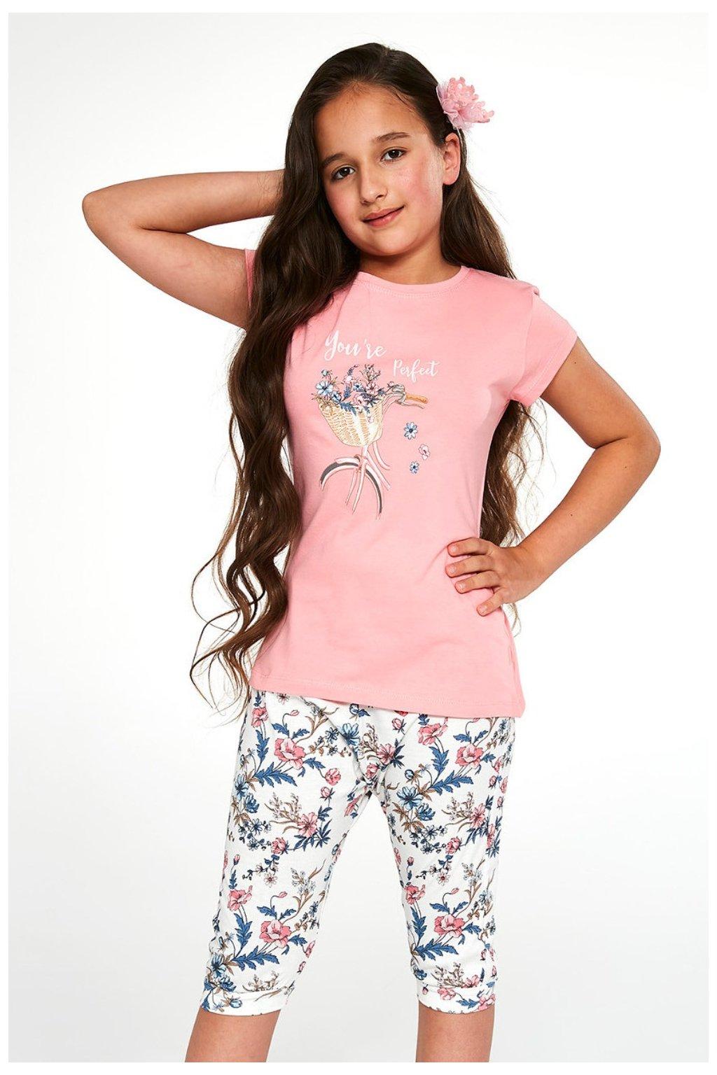 dívčí pyžamoCornette490-491/88