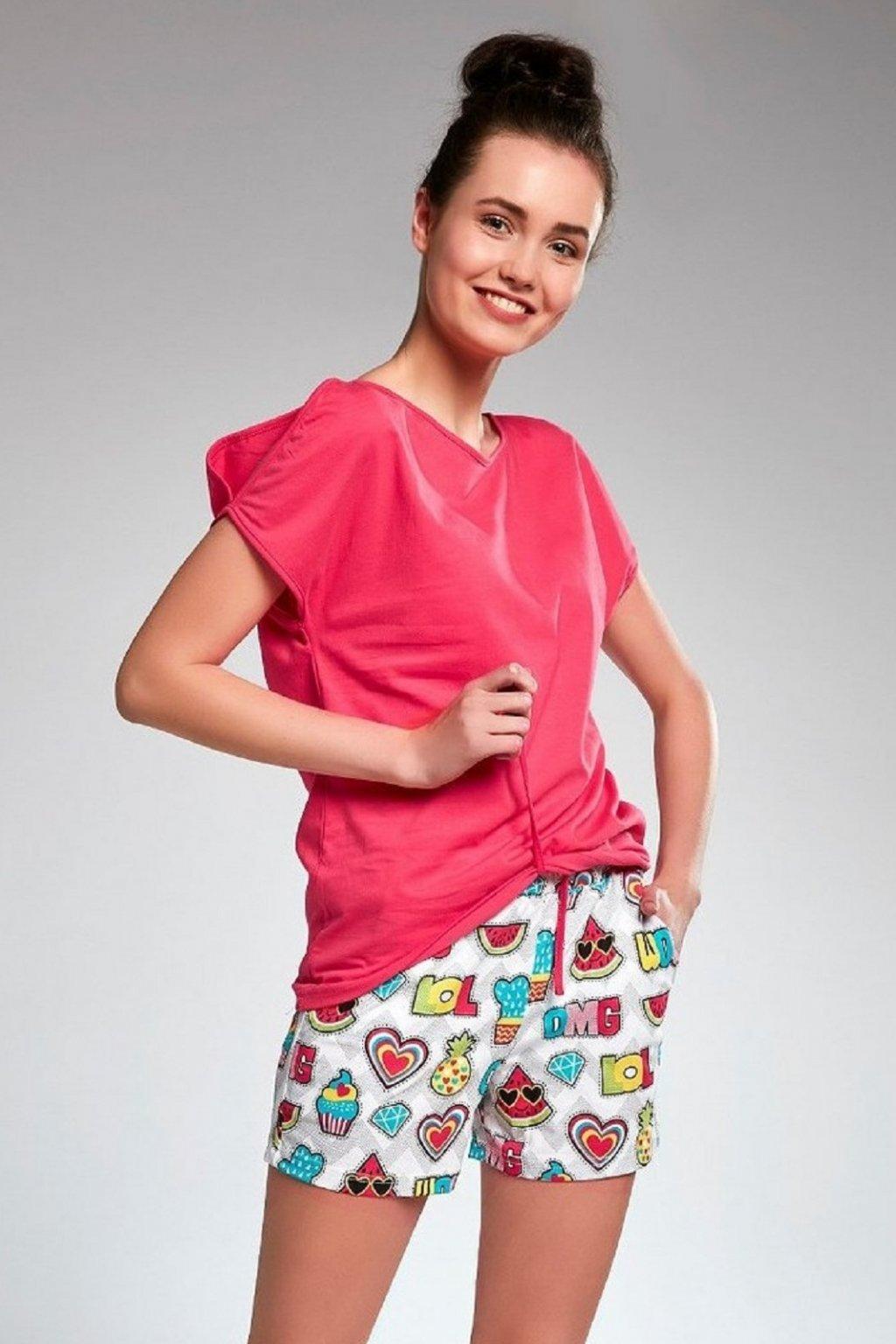 Dívčí pyžamo Cornette 198/28