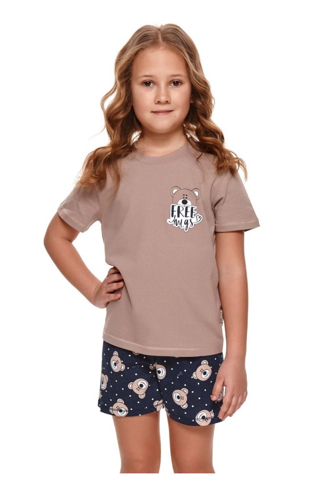 Dětské pyžamo Doctor Nap 4268 Beige