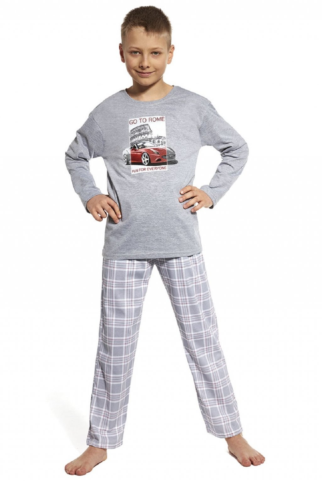 Chlapecké pyžamo Cornette 809/69