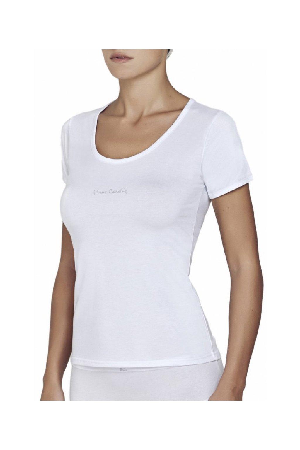 Dámské triko Pierre Cardin PC/Mais Bílá