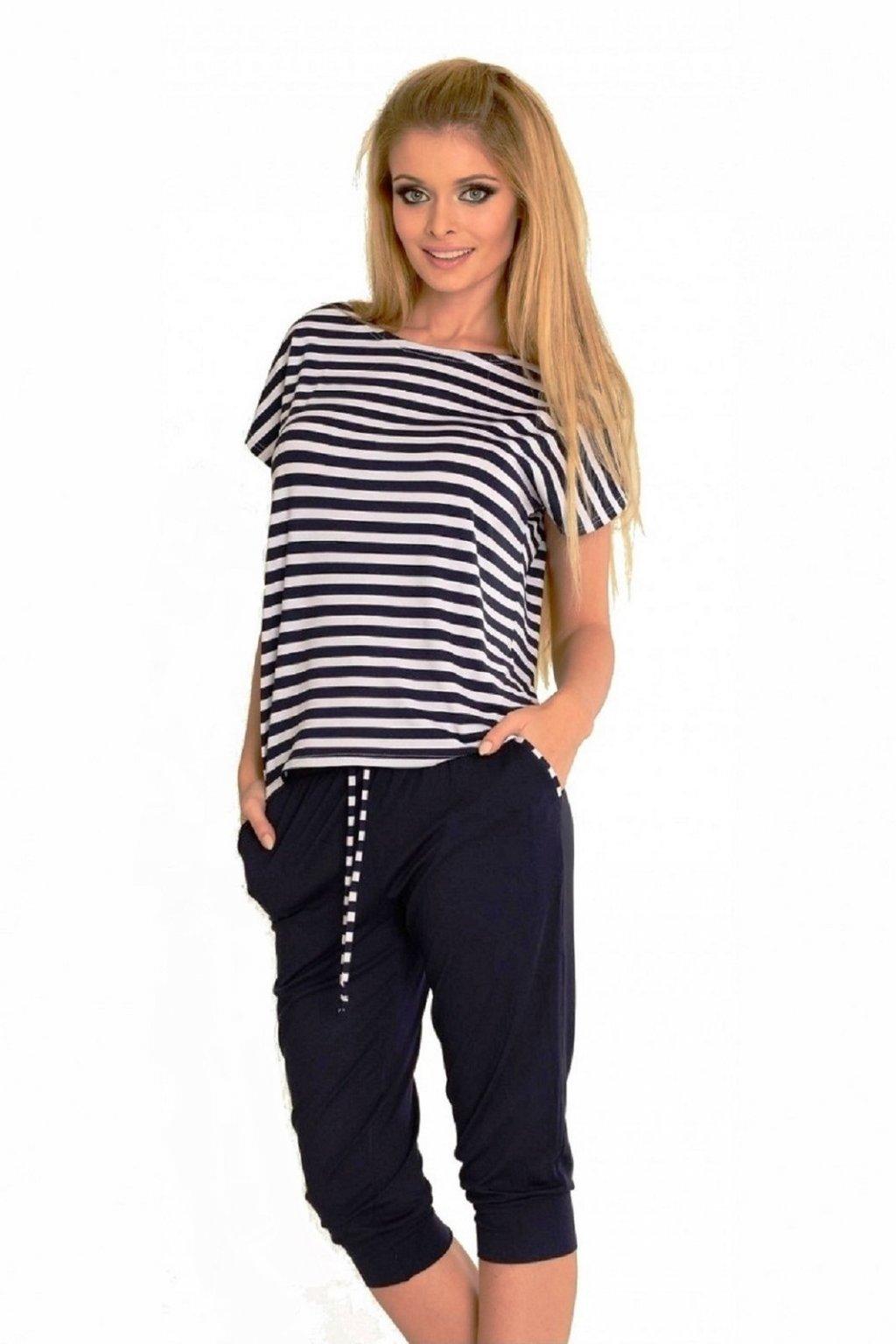 Dámské pyžamo De Lafense Jovite 540