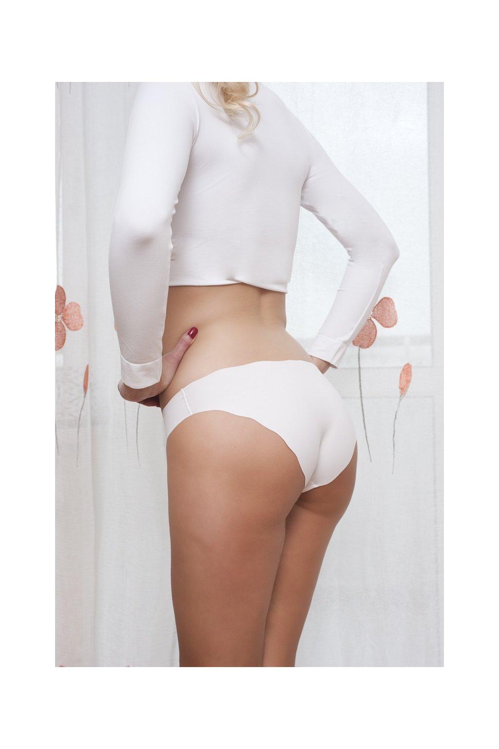 Dámské kalhotky Hanna Style 03-60 bílá