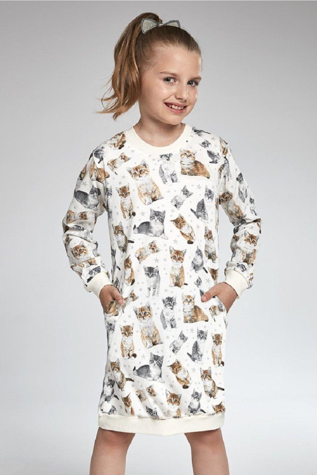 Noční dívčí košile Cornette 942/105