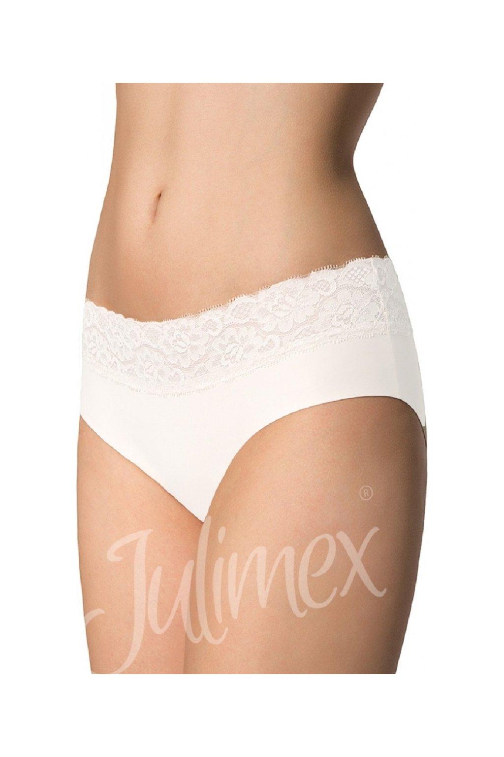 Kalhotky Julimex Hipster Bílá