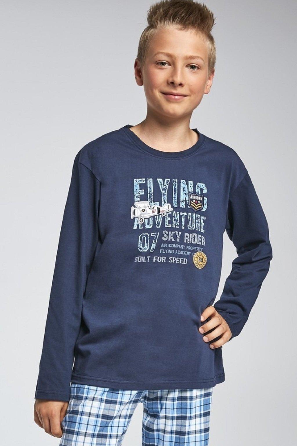 Chlapecké pyžamo Cornette 810/77