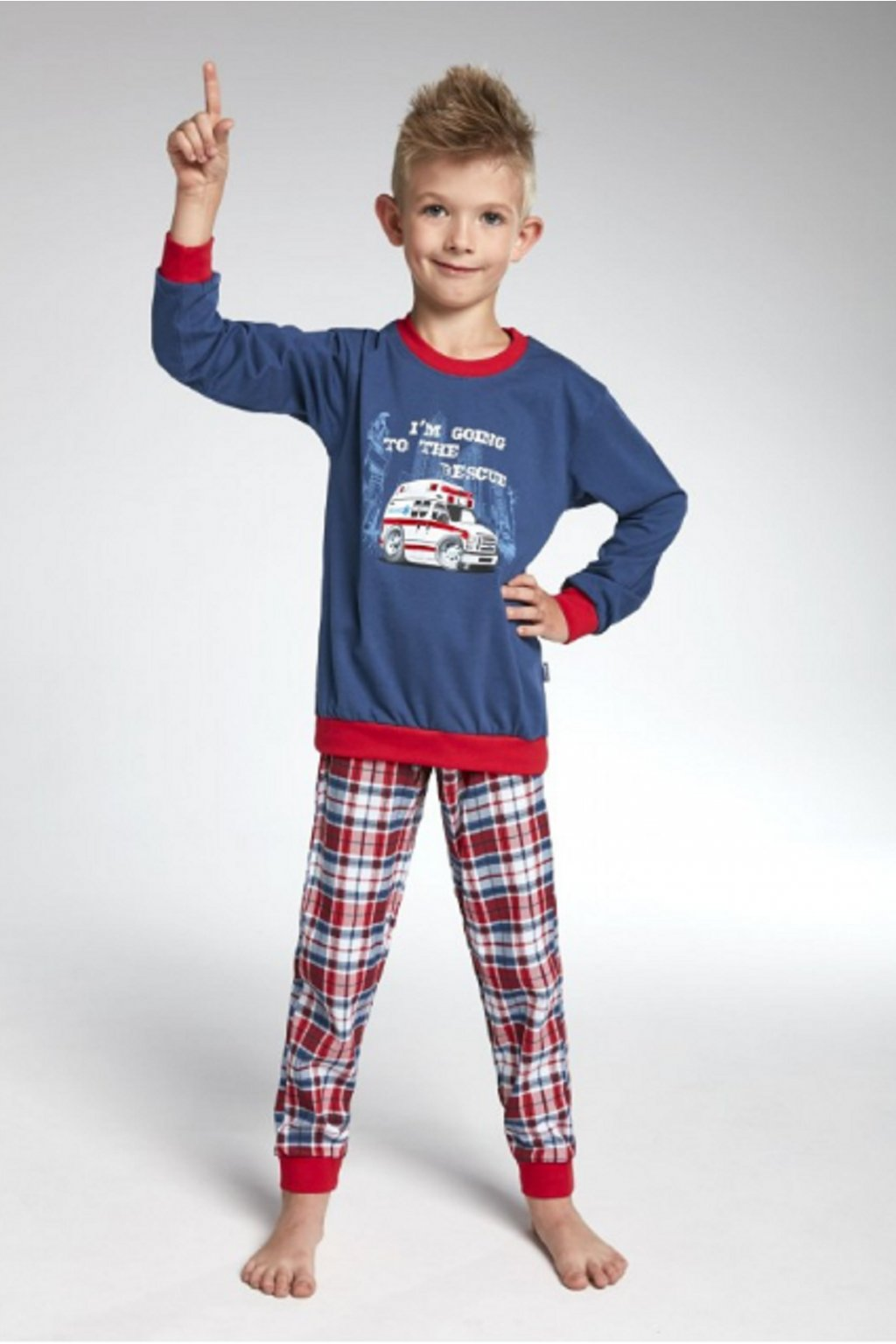 Chlapecké pyžamo Cornette 593/76