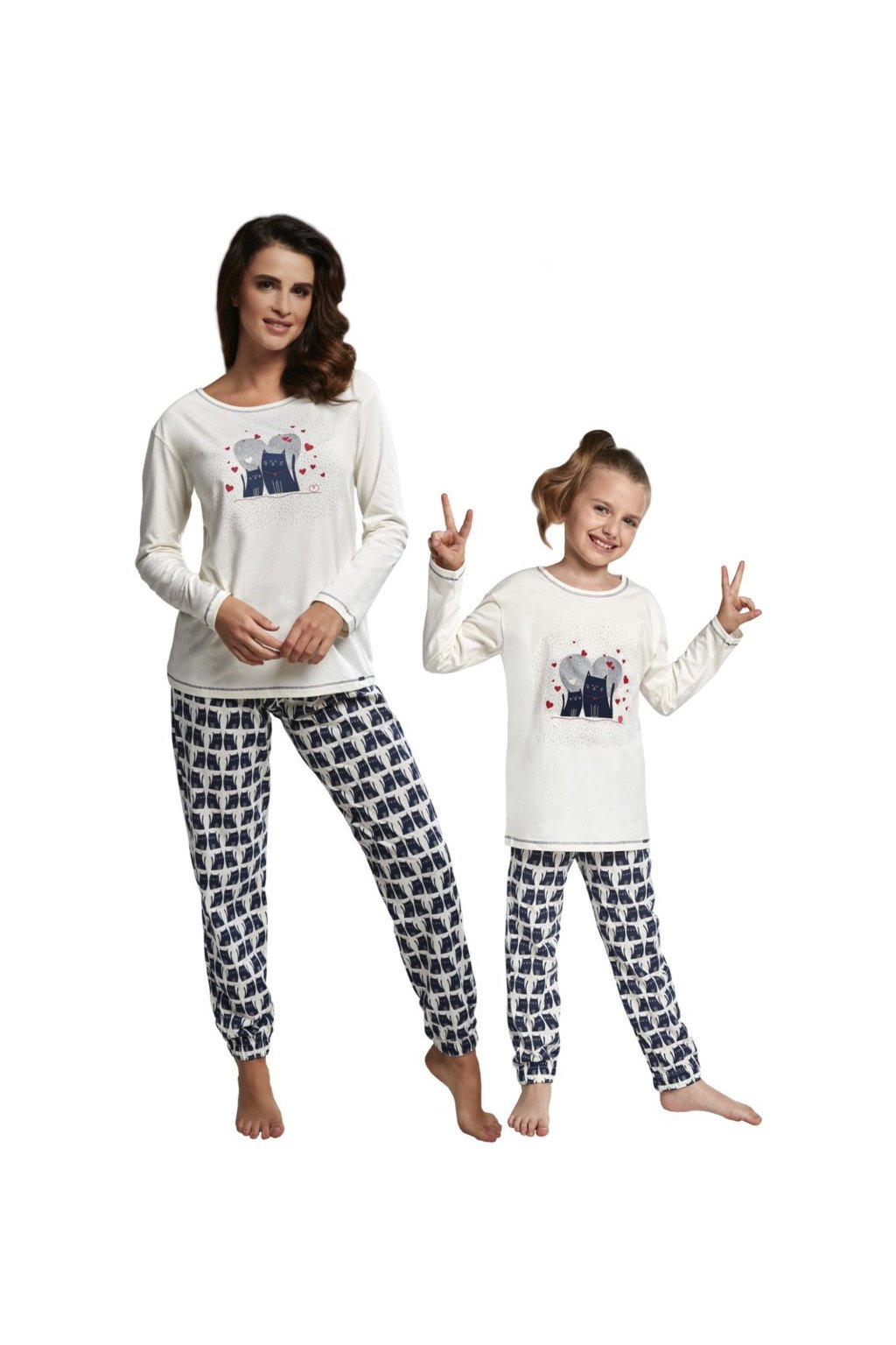 Dívčí pyžamo Cornette 974/94