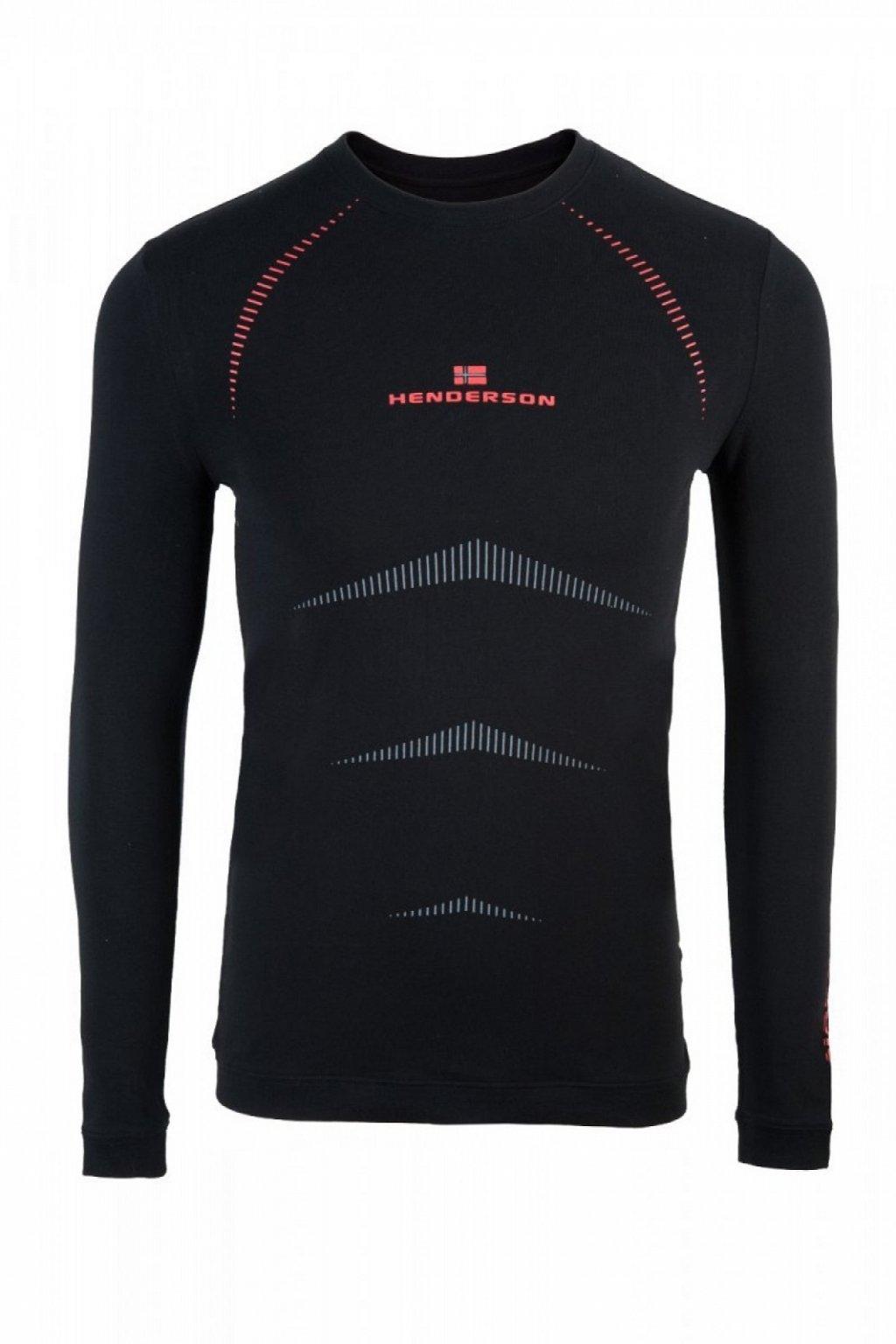 Termo triko Henderson 22969 černá