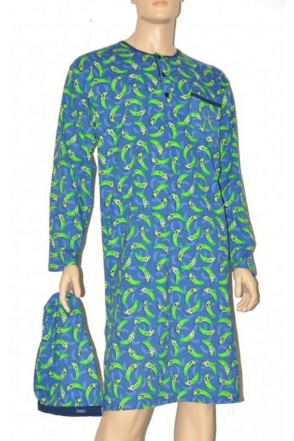 Pánská noční košile Cornette 110-okurek