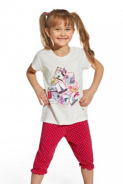 Dívčí pyžamo Cornette 586/42