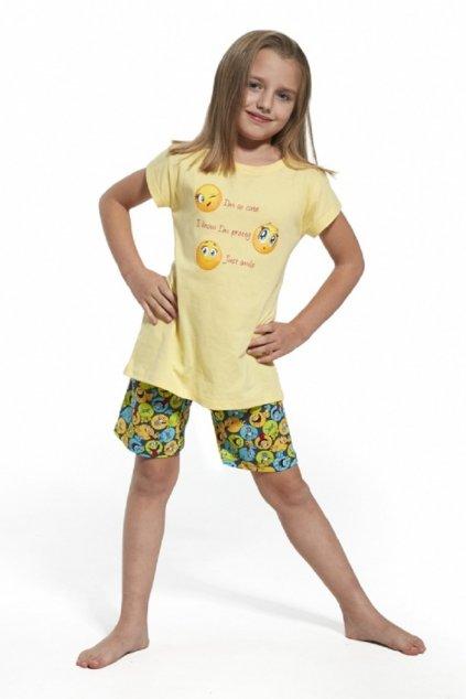 Dívčí pyžamo Cornette 787/64