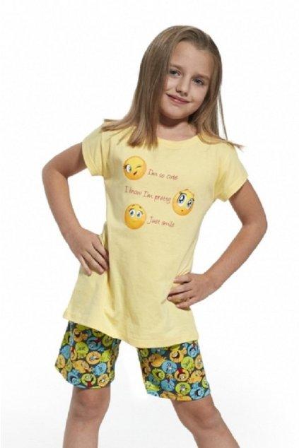 Dívčí pyžamo Cornette 787/58