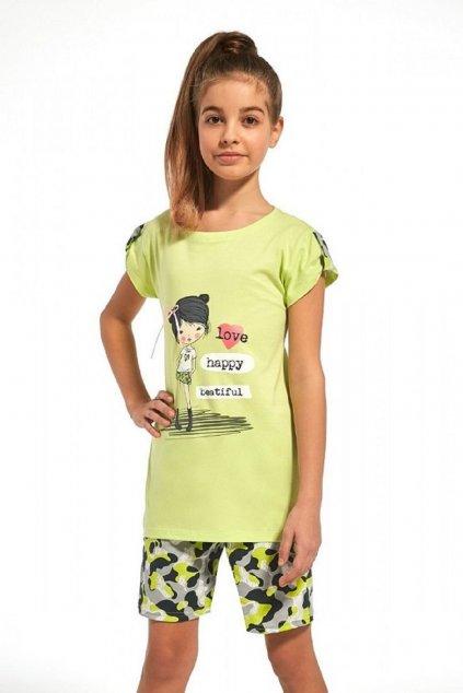Dívčí pyžamo Cornette 243/62 Girl