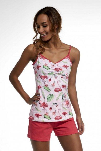Dámské pyžamo Cornette 660/145 Lovely day 2