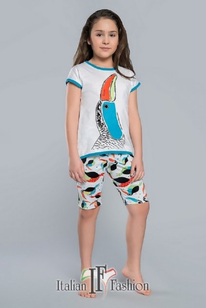 Dívčí pyžamo Italian Fashion Tukan