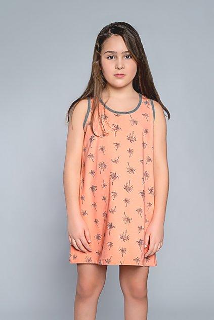 Dívčí noční košile Italian Fashion Madera morela