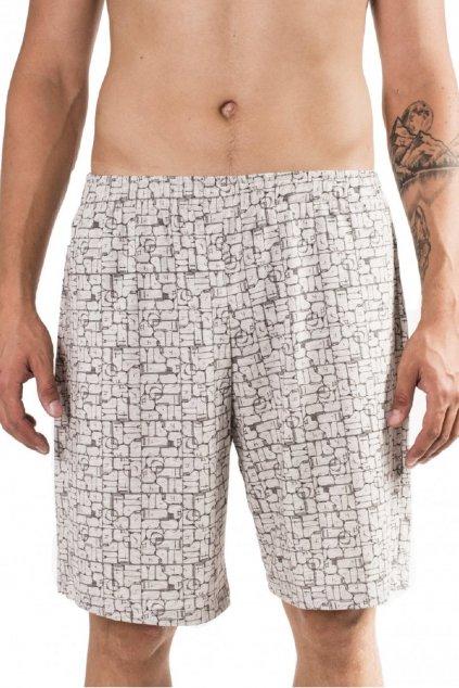 Pánské pyžamové kalhoty Leptir 500/05