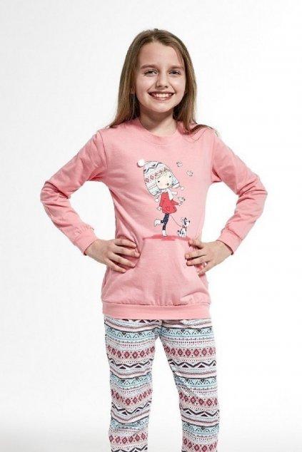 Dívčí pyžamo Cornette 594/107