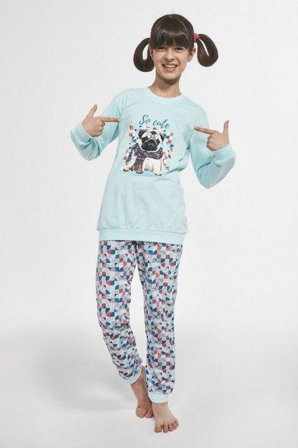 Dívčí pyžamo Cornette 592-4/116 So Cute