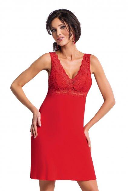 Dámská noční košile Donna Chantal red