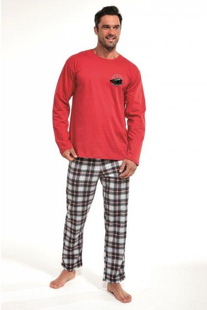 Pánské pyžamo Cornette 124/139 Legend červená