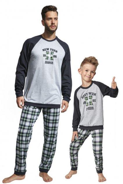 Pánské pyžamo Cornette 197/103 New York