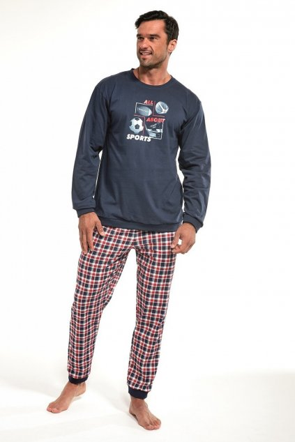 Pánské pyžamo Cornette 115/133 Sport