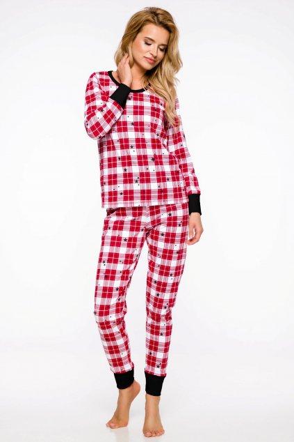 Dámské pyžamo Taro Koko 791 red
