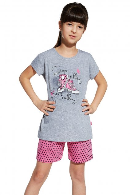 Dívčí pyžamo Cornette 787/51