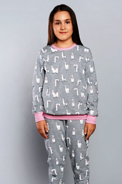 Dívčí pyžamo Italian Fashion Lama