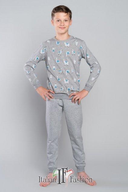 Chlapecké pyžamo Italian Fashion Lama