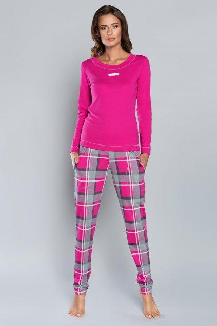 Dámské pyžamo Italian Fashion Walentina pink