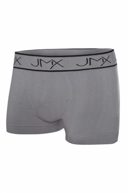 Boxerky Julimex Carbon Šedá